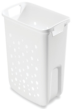 Hailo laundry basket, With full extension
