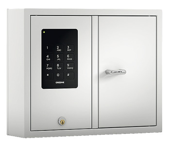 Keybox, 9001 B, with 1 key compartment