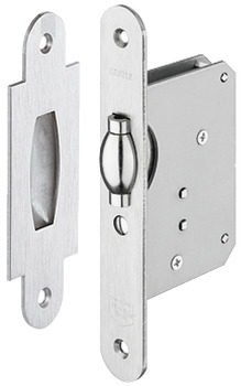 Lock for double action doors, Startec