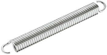 Tension spring, 150 N – spare part for parallel foldaway fitting